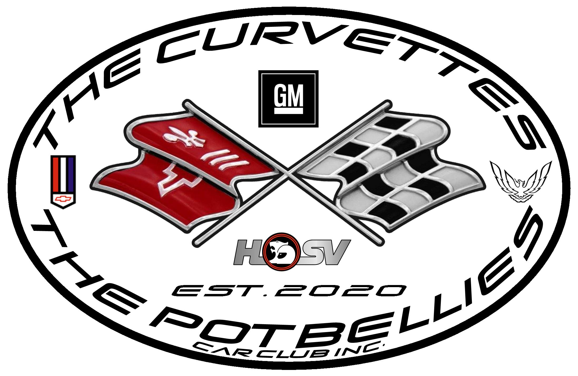 The Curvettes & The PotBellies Car Club Inc